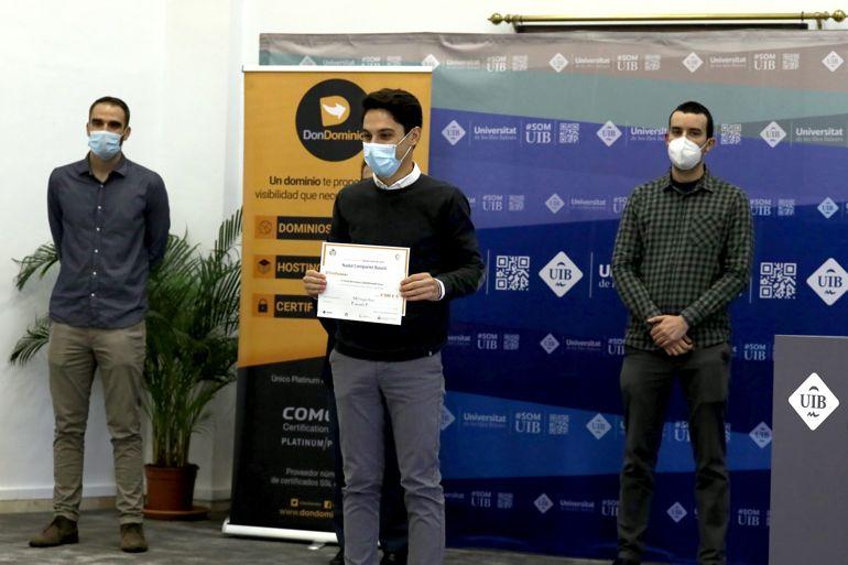 Nadal Comparini, ganador del concurso de TFG